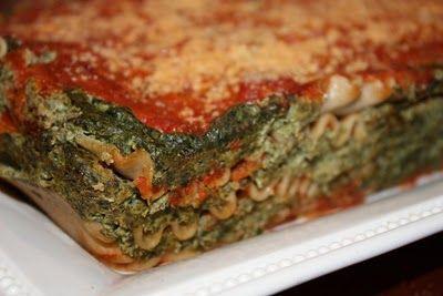 Vegan Epicurean: Vegan Neapolitan Lasagna