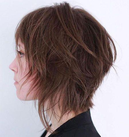 20 süße und einfache frisuren für kurze haare | frisuren