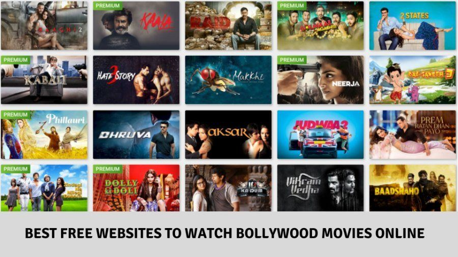 best website for watching bollywood movies online free