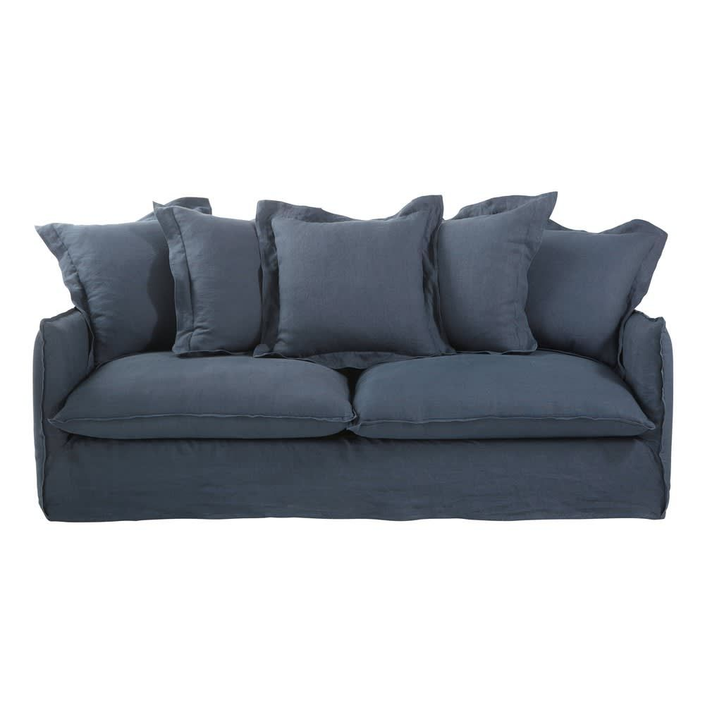 Sofas In 2020 Leinensofa Sofa Bezug Und Sofa