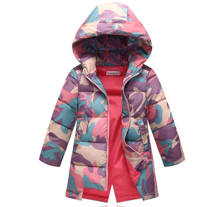 fb6f7f730990 Kids Down Coat Parkas For Girls and Boys