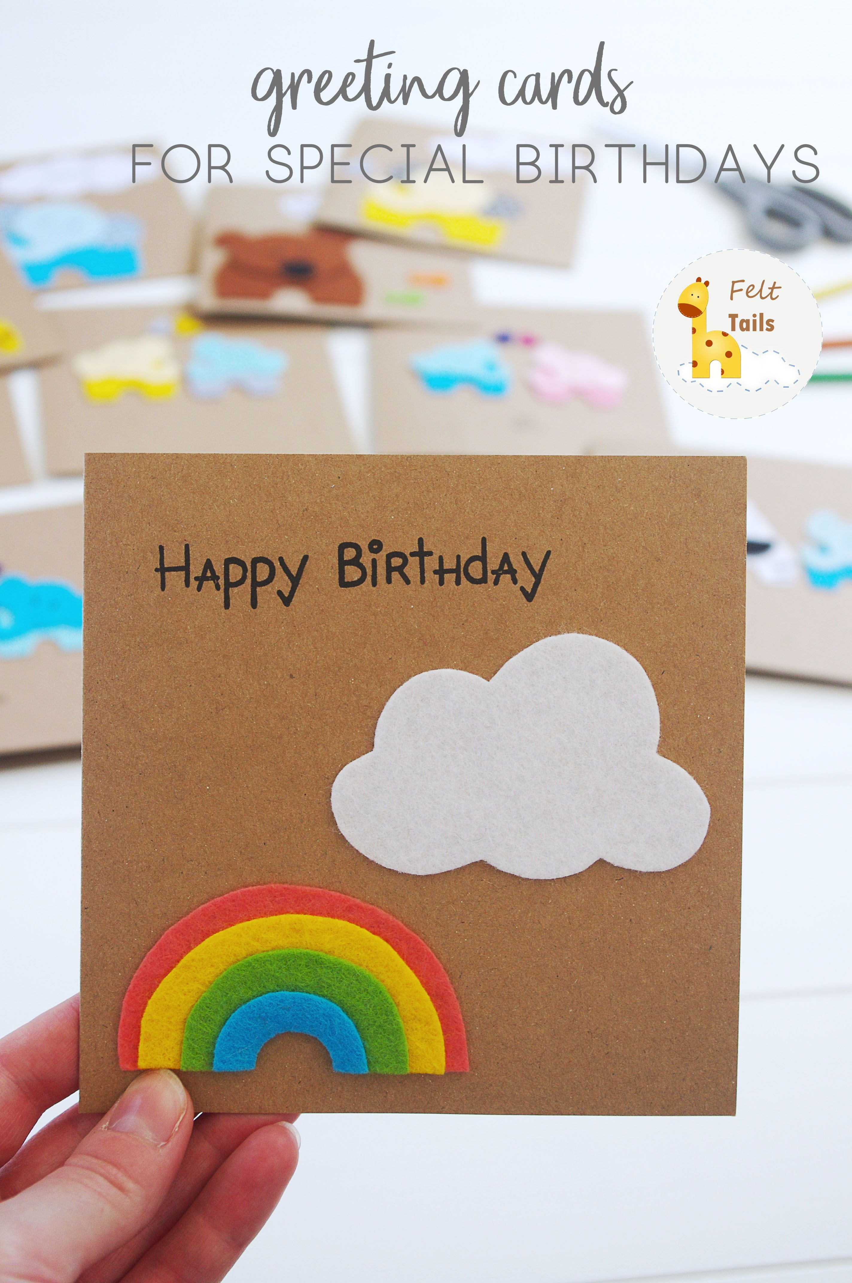 Super Cute Greeting Cards Are The Perfect Way To Say Happy