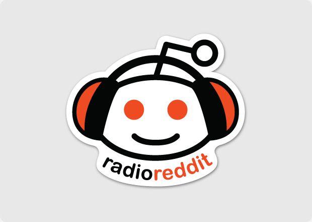 3 99 radio reddit sticker sticker designs