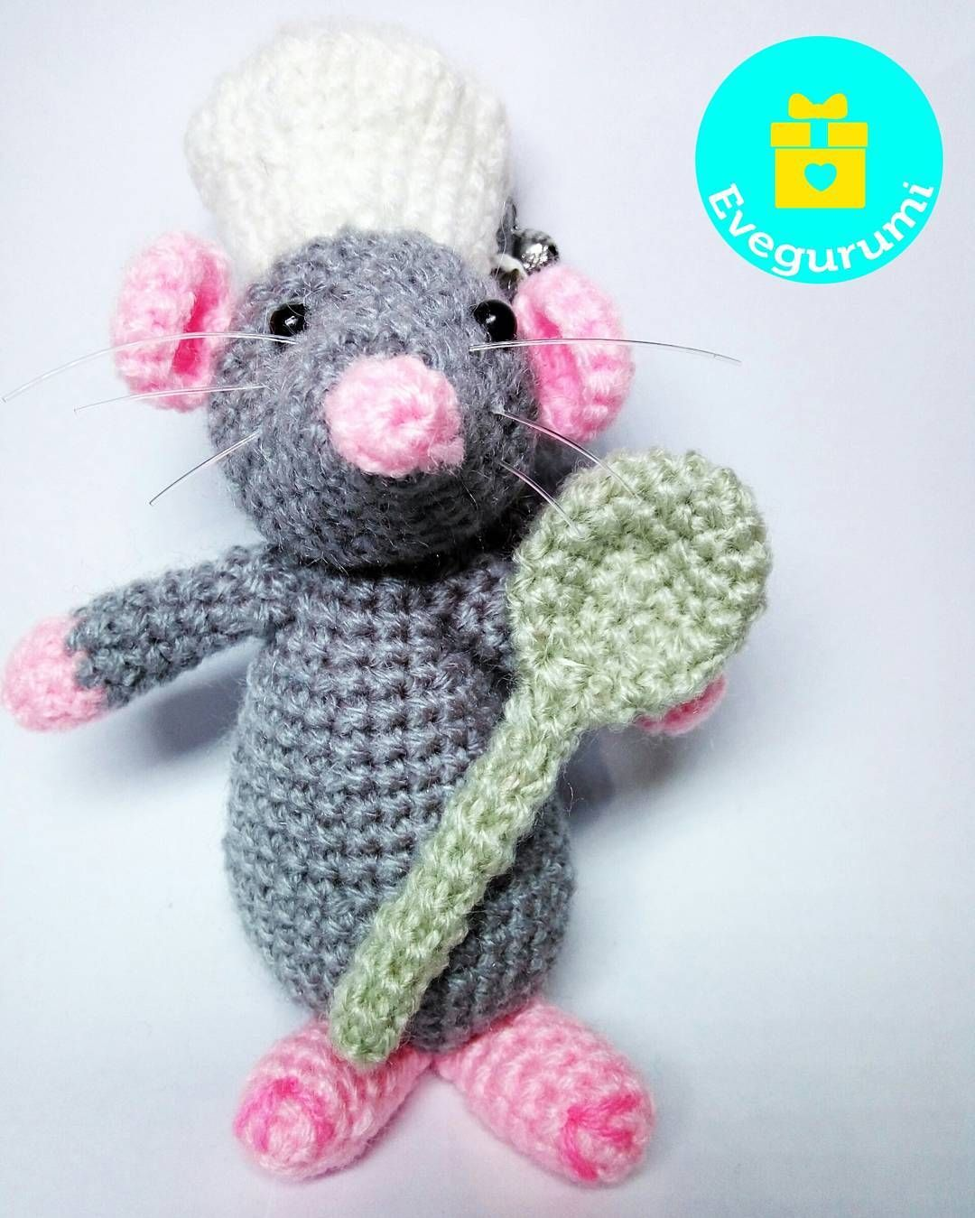 RATATOUILLE  Height : 13cm Price only : 75k CAN REQUEST ANY KIND OF CHARACTER  Adopt me adopt me !  #amigurumi #amigurumiindonesia #amigurumimedan #amigurumicrochet #crochetdoll #jualamigurumi #bonekarajut #jualboneka #jualbonekarajut #gantungan #gantungankunci #gantunganhandphone #jualgantungan #jualgantungankunci #jualgantunganhandphone #bagcharm #jualbagcharm #jualboneka #boneka #kado #kadoulangtahun #birthdaygift #jualkado #valentinegift #amigurumiratatouille #ratatouille by evegurumi