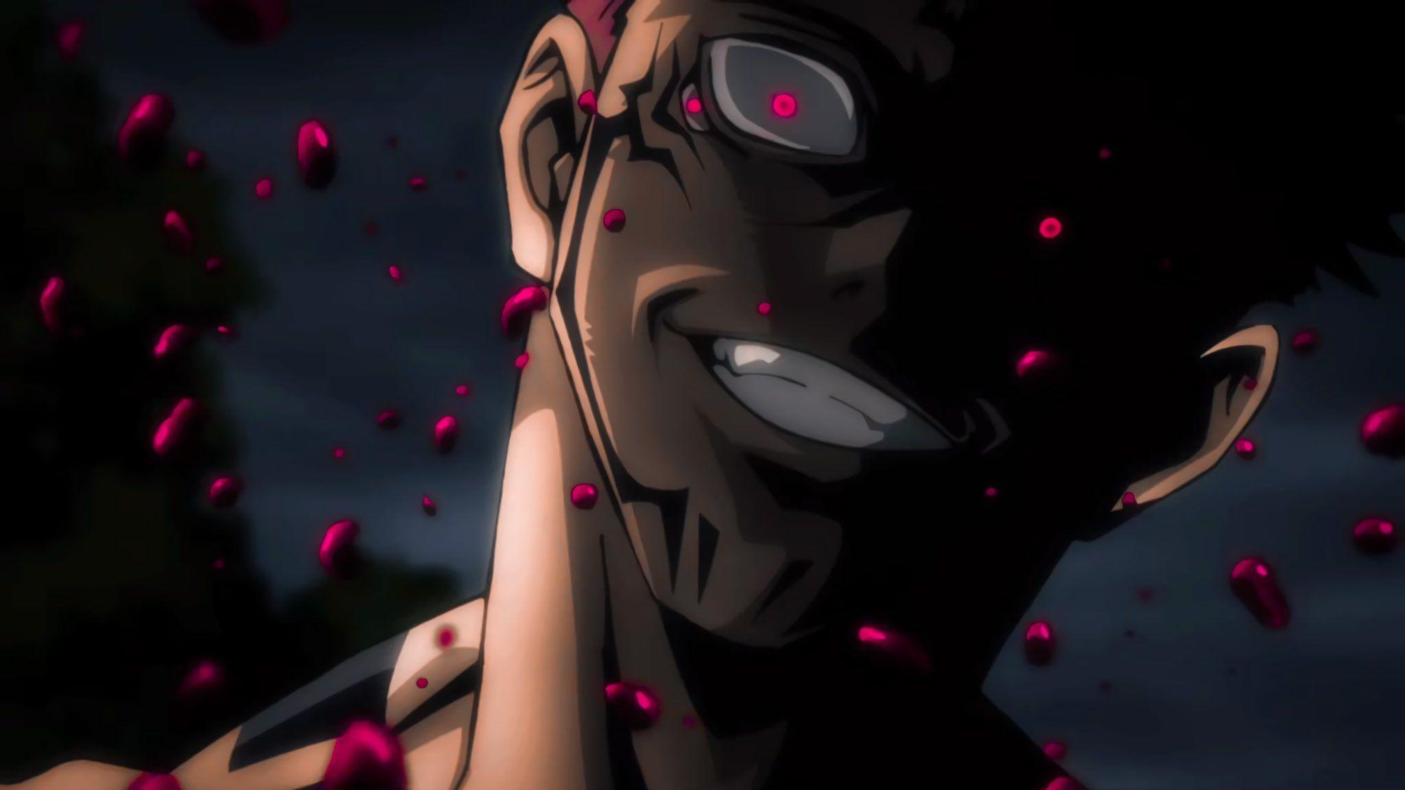 Storm On Twitter In 2021 Anime Anime Wallpaper Jujutsu 30 gif wallpaper anime