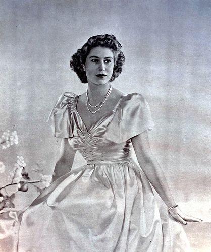 Princess Elizabeth, aged 20 | Flickr - Photo Sharing!