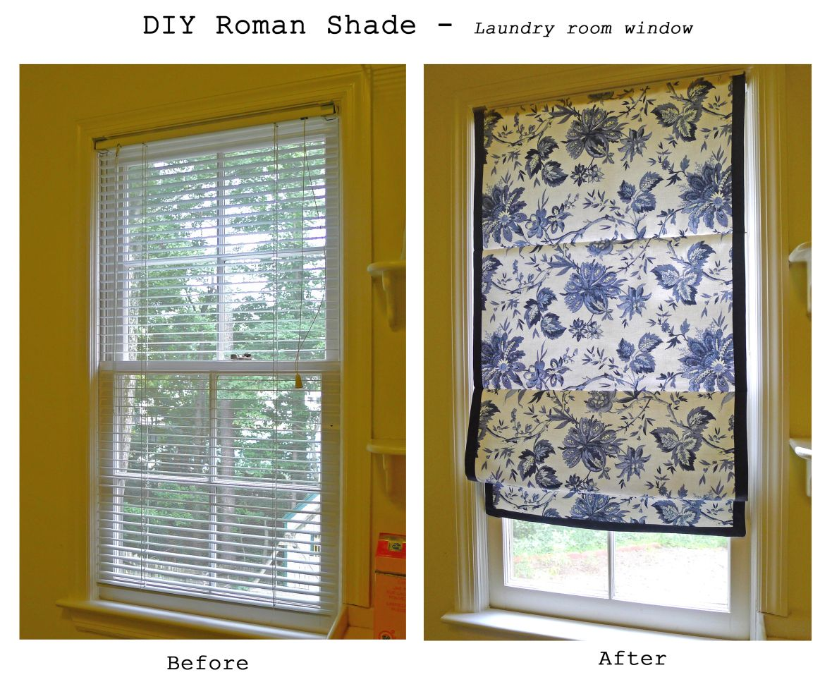 Bed bath and beyond window shades  initially i planned to replace the aluminum blind in the laundry