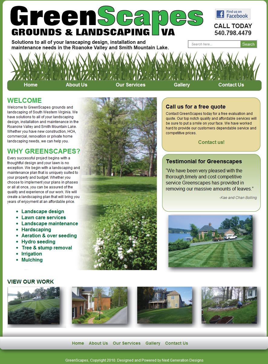 Awesome! Lawn care service in Roanoke >> landscaping Roanoke --> www.greenscapesva.com