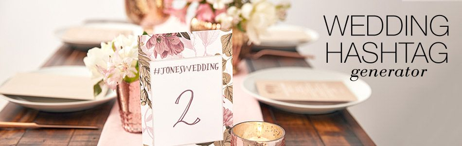 Wedding Hashtag Generator The Knot.Wedding Hashtag Generator So You Re Getting Married