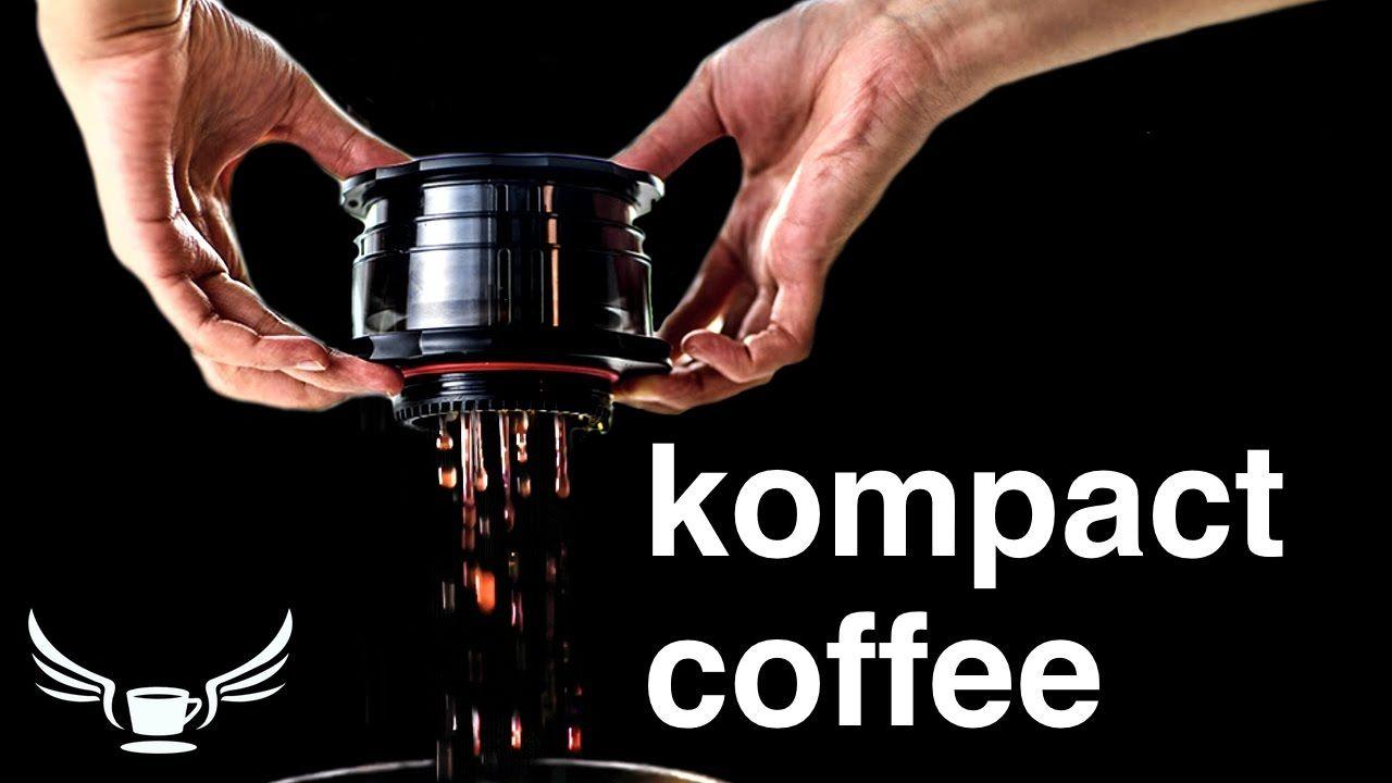 Portable & Brilliant  Kompact Coffee #barista #coffee #latteart #latte #cafe #espresso #starbucks #Hospitality