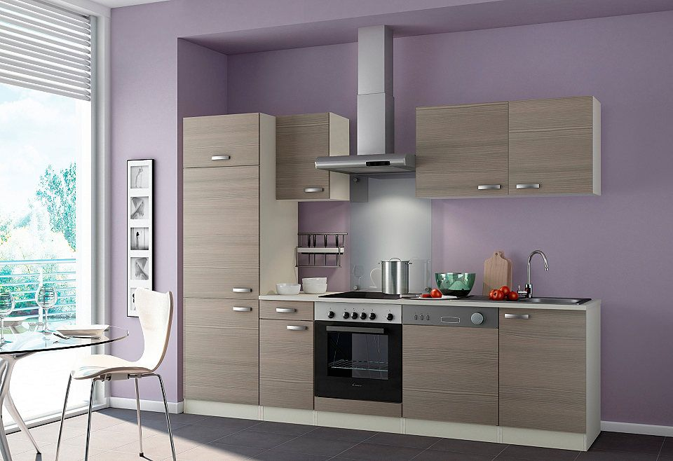 Küchenzeile »Ahus««, Breite 210 cm Jetzt bestellen unter https - küchenzeile 220 cm mit elektrogeräten