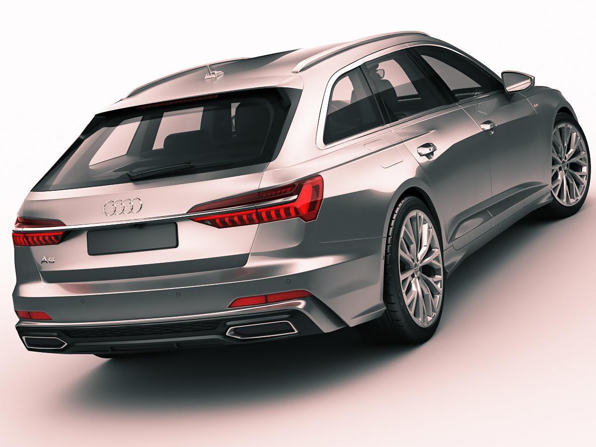 Audi A6 Avant 2019 S Line 3d Model Ad Avant Audi Model Line Audi A6 Avant Audi Audi A6