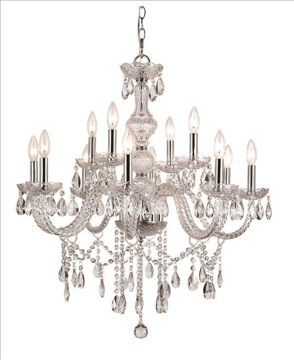 12 light chandelier hu 12 pc let there be light pinterest 12 light chandelier hu 12 pc aloadofball Image collections