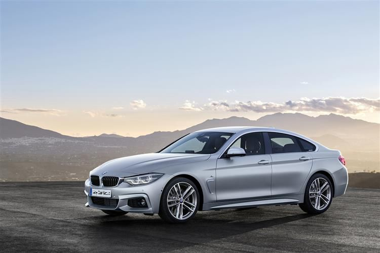 The Ultimate Driving Machine 4 Series Gran Coupe Bad Credit Lease