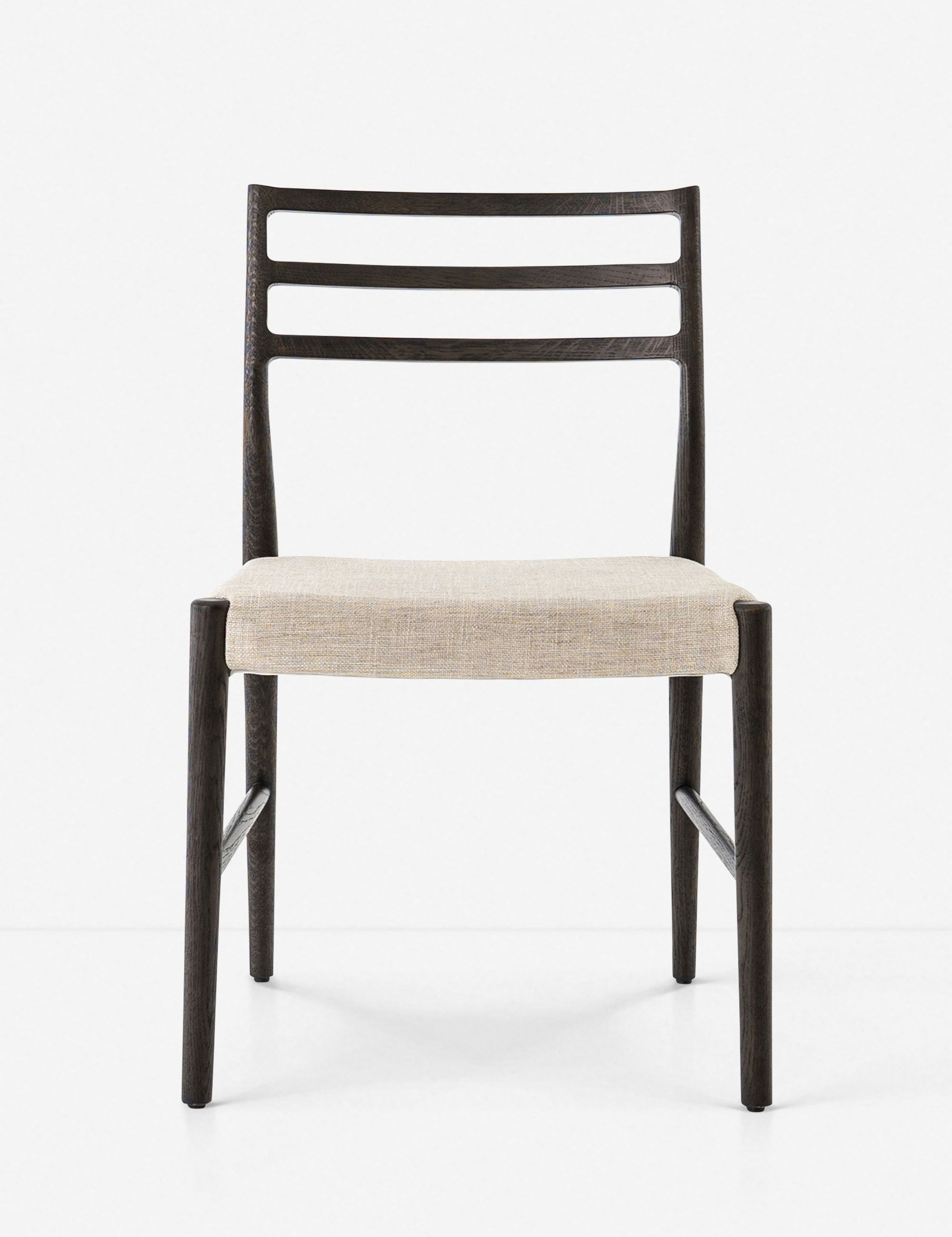 Lauret Dining Chair Espresso Oak Dining Chairs Dining Room
