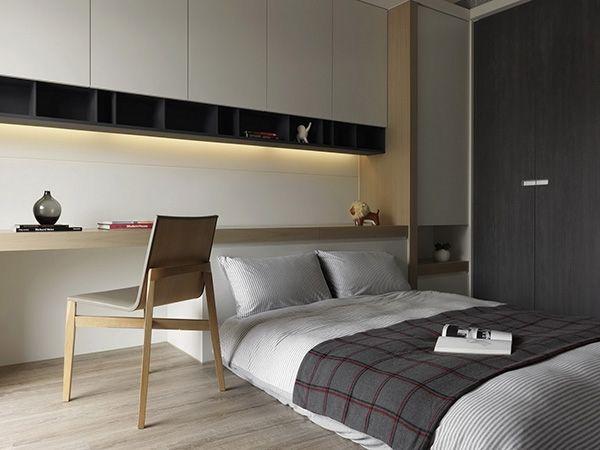 Bankje Slaapkamer Slaapkamers : Pin van lilizhang op bed room 卧室 pinterest slaapkamer