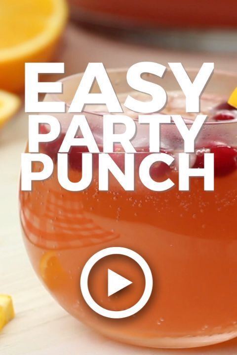 Easy Holiday Punch #vodkapunch Easy Party Punch by The Cookie Rookie. This Vodka punch is made with Cranberry Juice, Orange Juice, Ginger Ale, Sparkling Cider and more!  This is one of the best and easiest Holiday Punch Recipes. Pin made by GetSnackable.com. #Punch #Holidays #vodkapunch Easy Holiday Punch #vodkapunch Easy Party Punch by The Cookie Rookie. This Vodka punch is made with Cranberry Juice, Orange Juice, Ginger Ale, Sparkling Cider and more!  This is one of the best and easiest Holida #vodkapunch