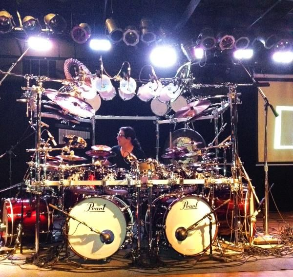 Prerequisite For Playing In Dream Theater Dream Theater Pearl Drums Drums