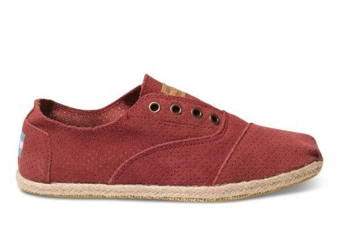 Rose Suede Womens Cordones Toms Com Does Anyone Have More
