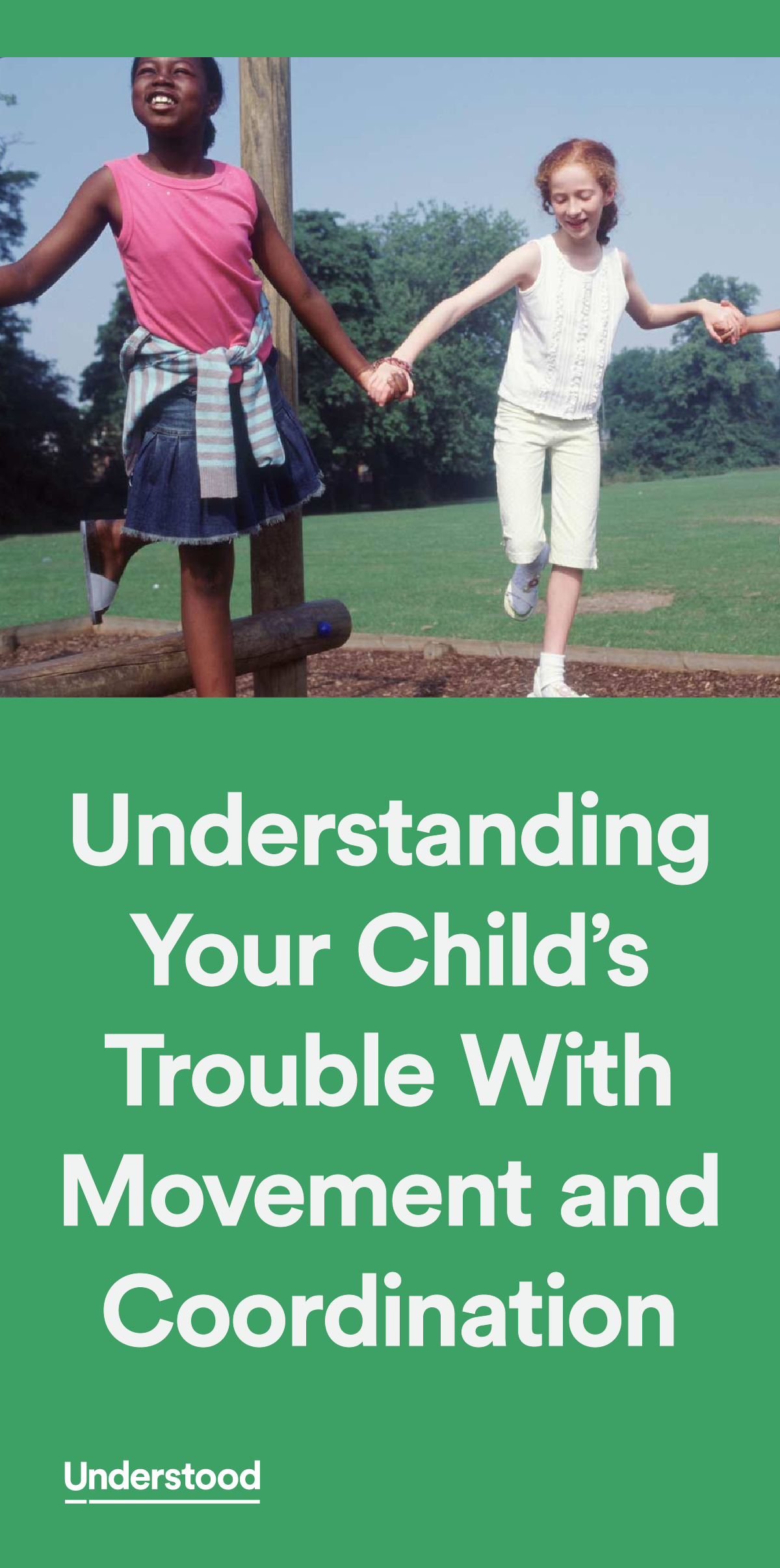 Understanding Your Child S Trouble With Movement And