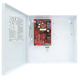 SECO-LARM EAP-5D1Q Enforcer Access Control 12/24V DC Power Supply with Enclosure by Seco-Larm. $158.91. The SECO-LARM EAP-5D1Q Enforcer Access Control 12/24V DC Power Supply centralizes the power sources for multiple 12 or 24 VDC-powered electronic locks or accessories used in access control systems. The EAP-5D1Q centralizes the power sources of access cont