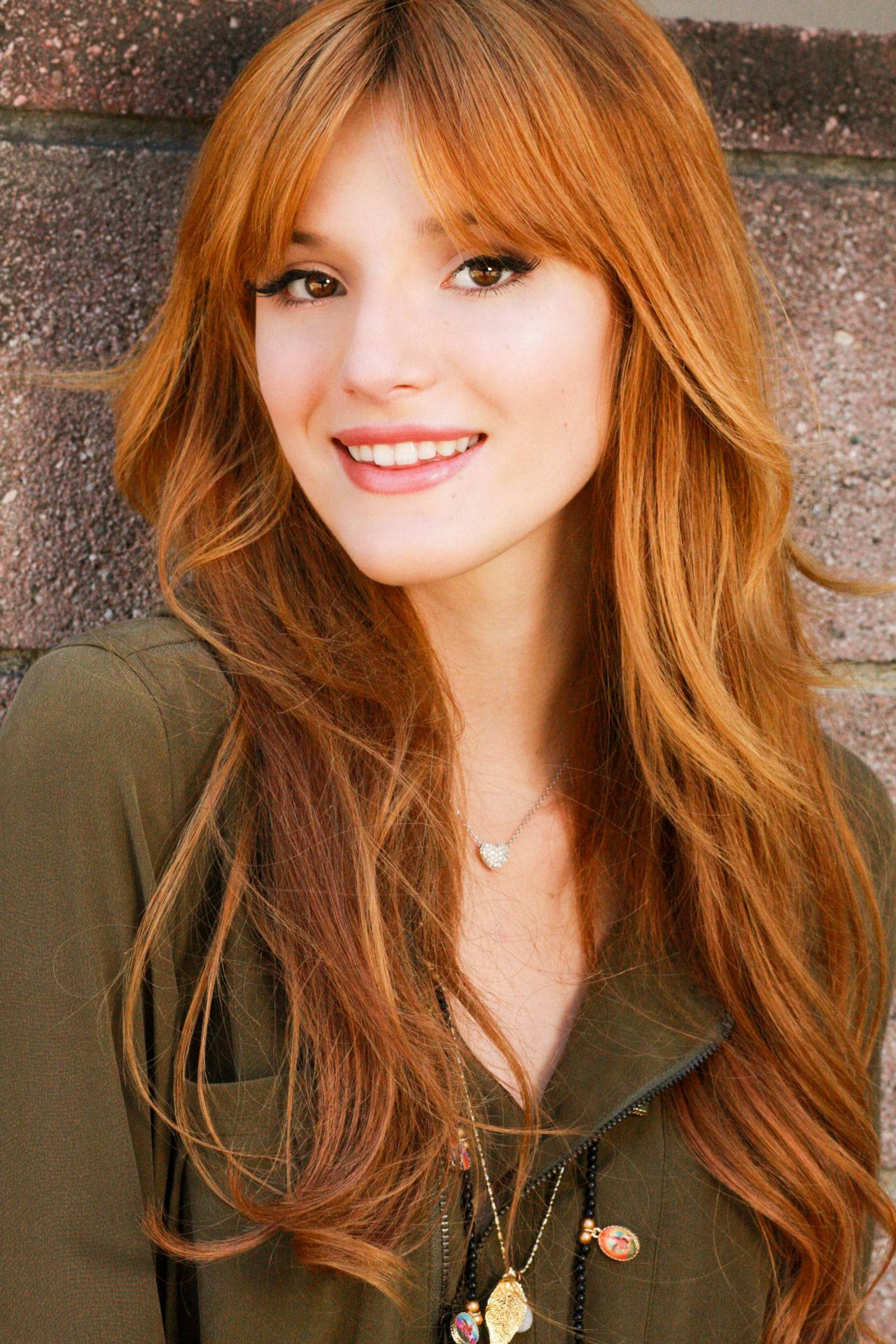 character inspiration - red hair