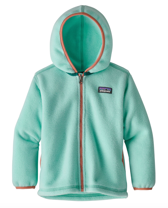 Patagonia Baby Synchilla 174 Fleece Cardigan Bend Blue