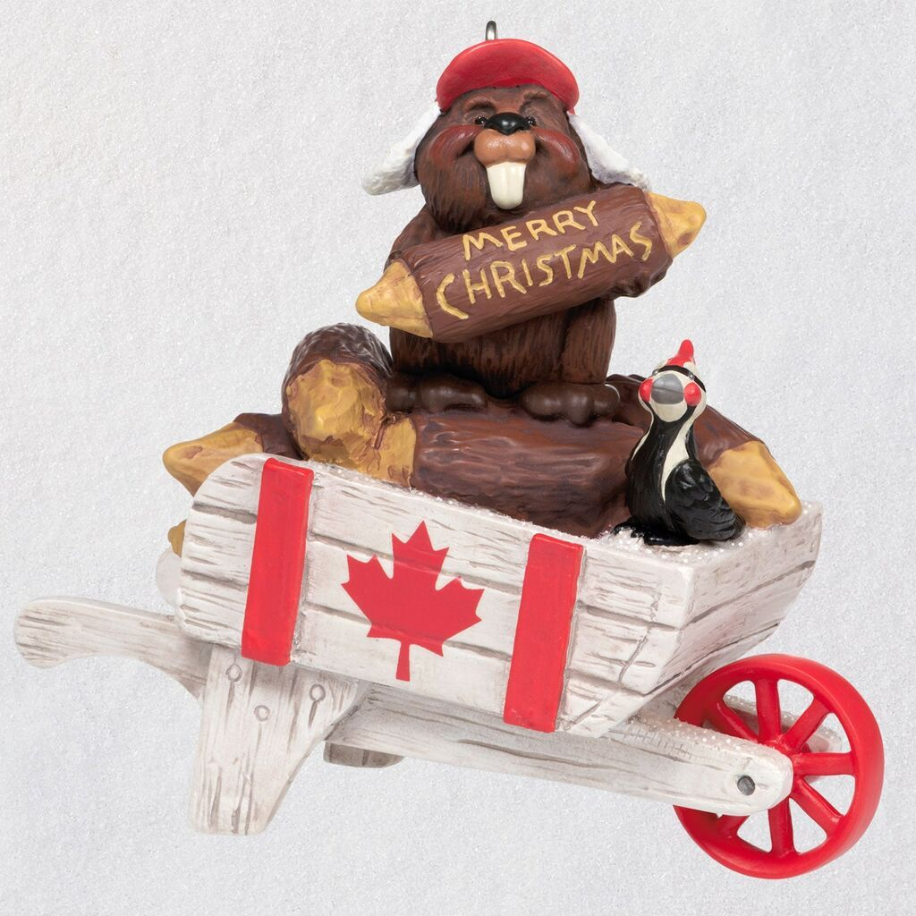 Christmas in Canada Ornament in 2020 Canada christmas