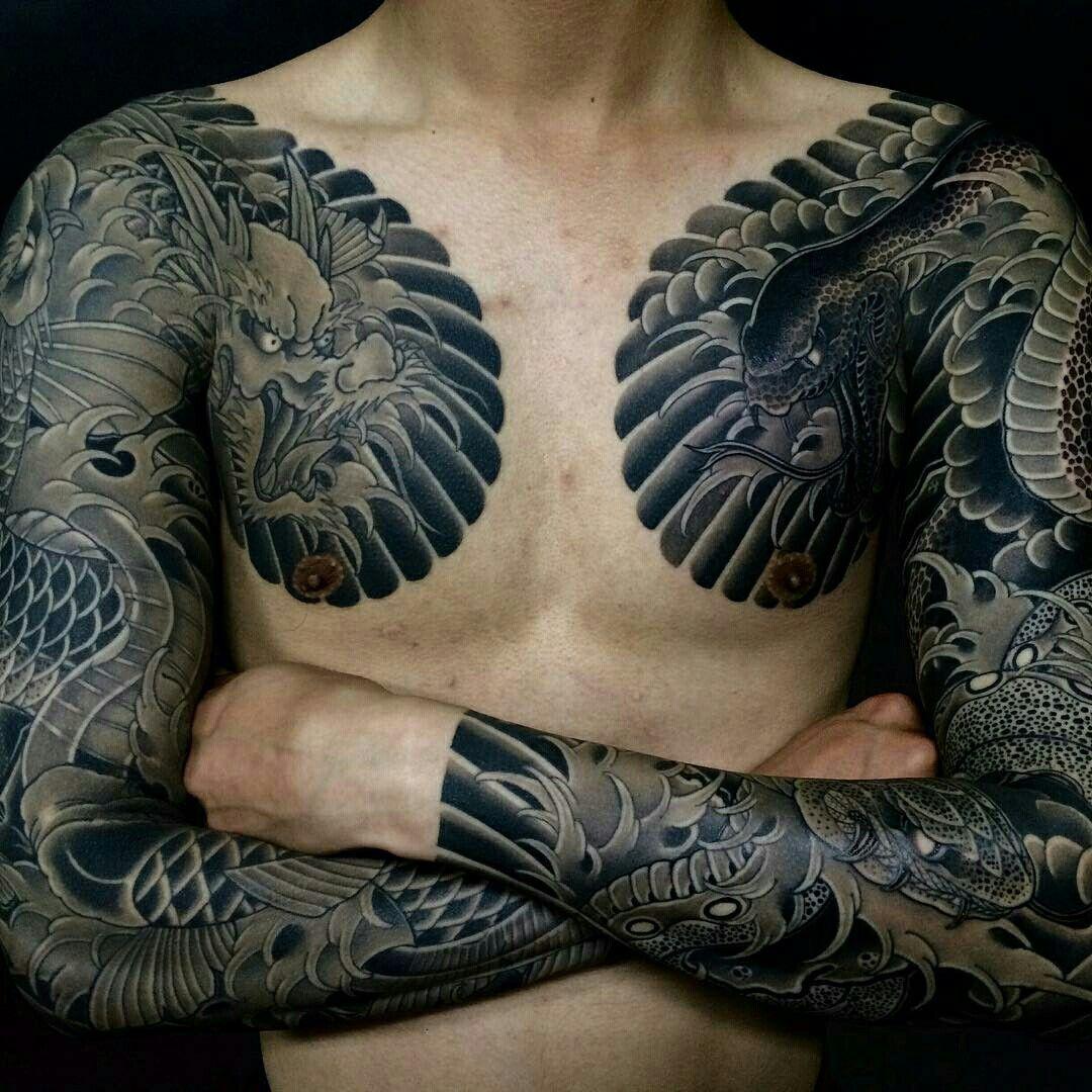 16 Tatuajes de pecho