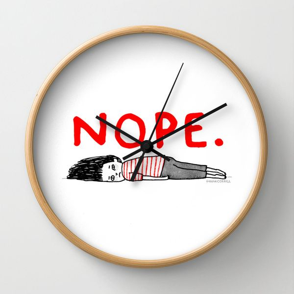 It S Nope O Clock That January Feeling By Gemma