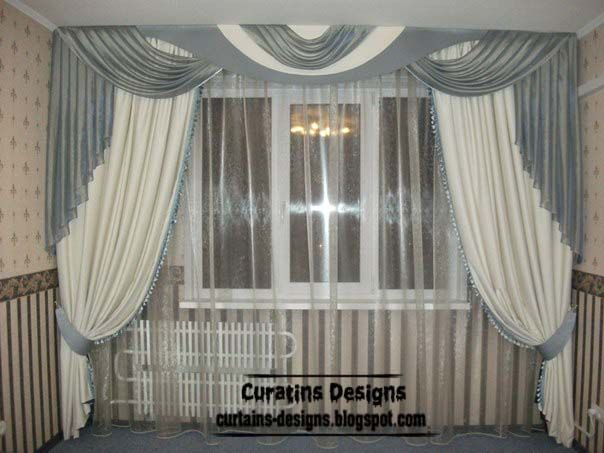 Unique Curtains Designs Grey And White Curtain Styles Http