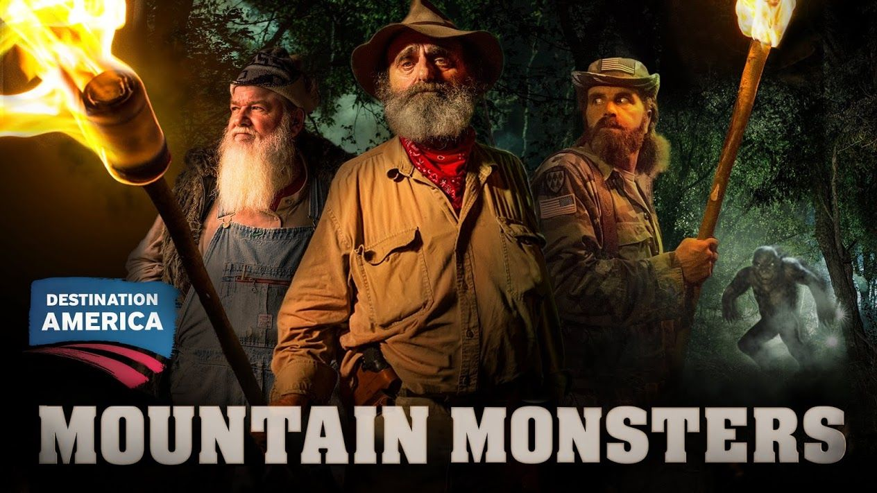 Mountain Monsters Mountain monsters, Destination america