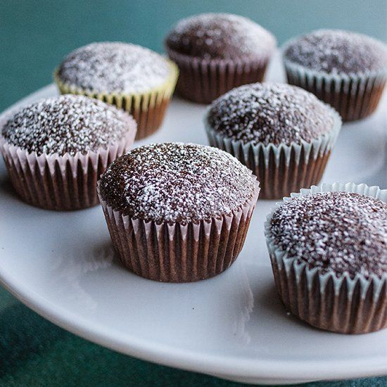 fast and easy chocolate cupcakes