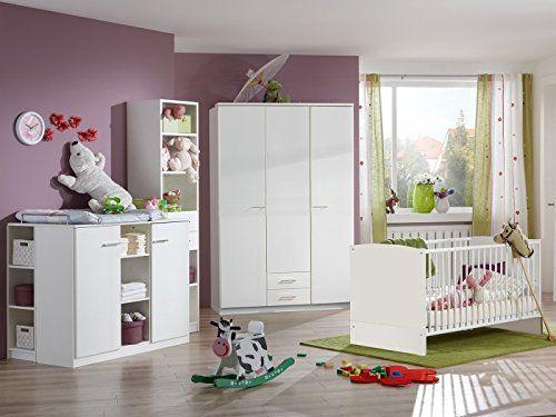 Möbel Direkt Babyzimmer Isabell Weiß 3 Teilig Babyzimmer Ideen