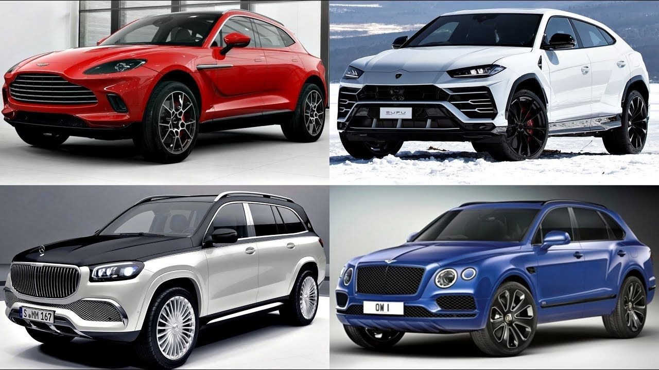 Top 10 Ultra Luxurious SUVs In the World (2020 & 2021