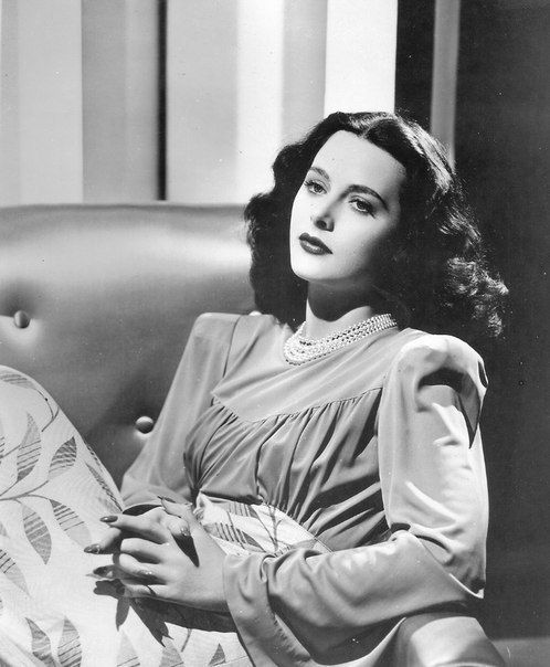 Dame in the Game: Hedy Lamarr and Her Unfeminine Occupation