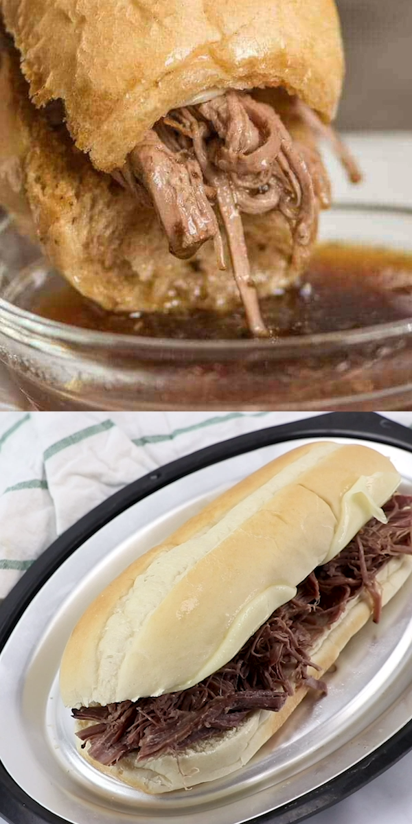 French Dip Sandwiches images