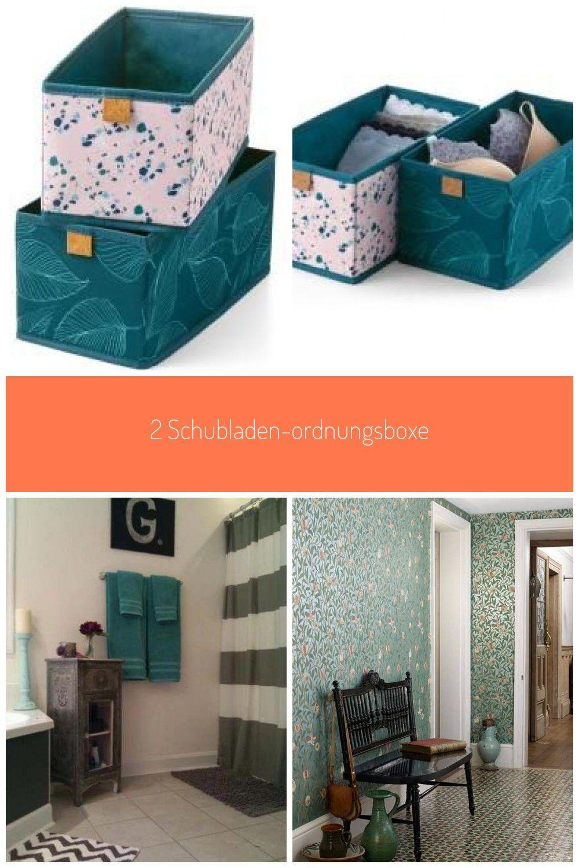 17 Schubladen Ordnungsboxen Tchibotchibo in 170170  Badezimmer