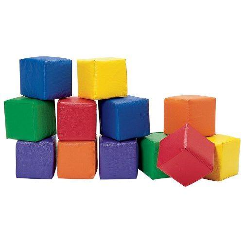 Primary Toddler Blocks (Set of 12)   Baby blocks, Early ...