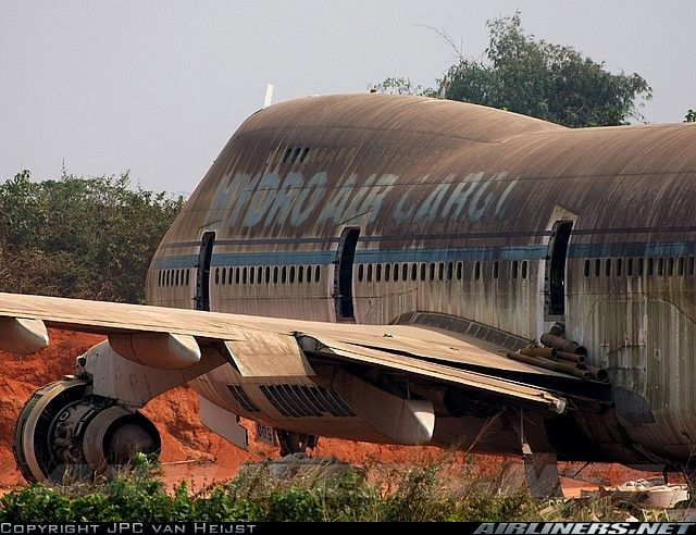 Boeing 747-258C aircraft picture