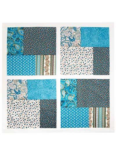 Twist & Turn Four-Patch Quilt Pattern   quilt patterns   Pinterest ... : turning 20 quilt pattern free - Adamdwight.com