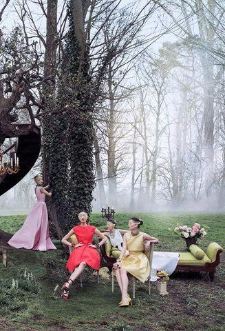 Dior secret garden | The Couture Atelier