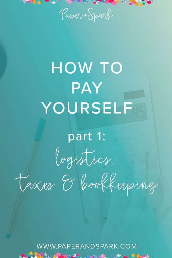 If you are an Etsy shop seller learn how to pay yourself. Manage your small business bookkeeping and taxes like a pro! Pay yourself as an online business owner so you will continue to profit from what you're doing. #onlinebusiness #onlinemarketing #etsyshop #etsyseller #etsy #makemoneyonline