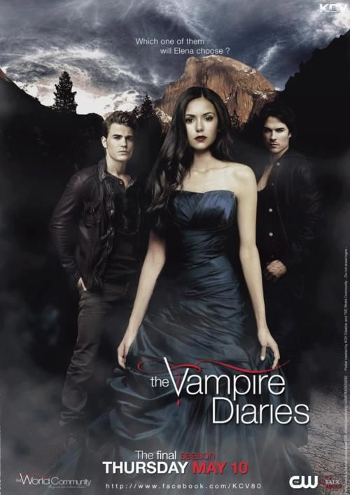 Pin De Laura Vivo Em The Vampire Daies Vampire Diaries The
