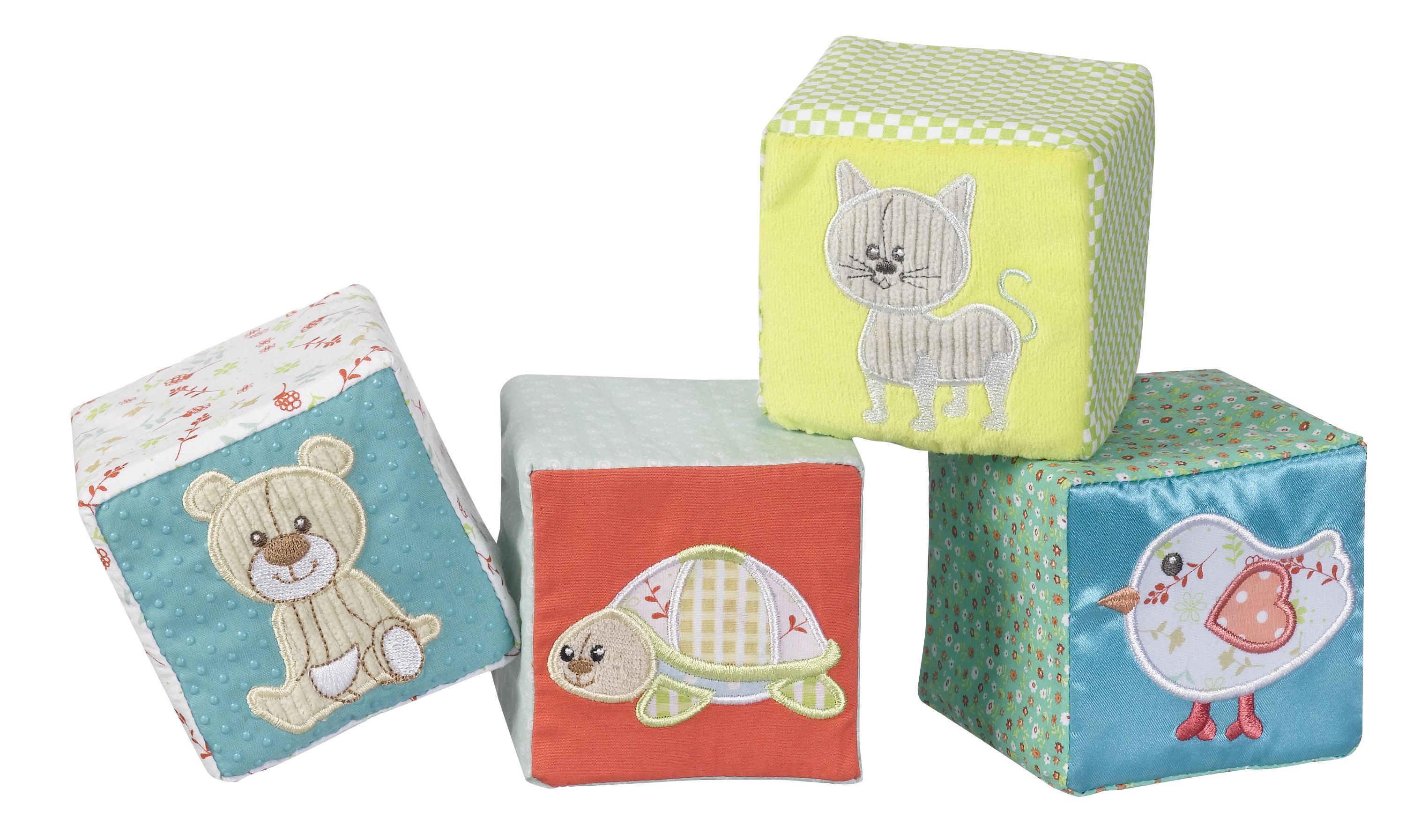 Early Learning Cubes Sophie la girafe