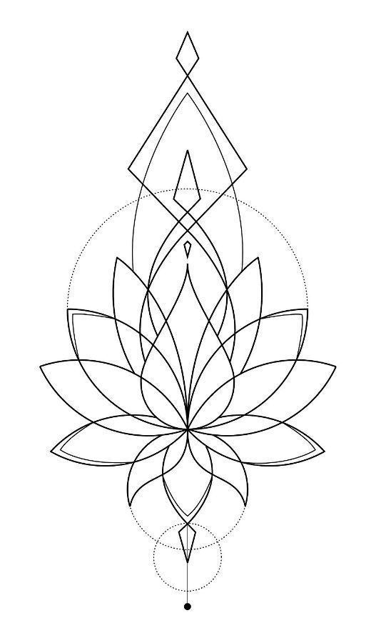 Photo of For me #tattoos – flower ideas