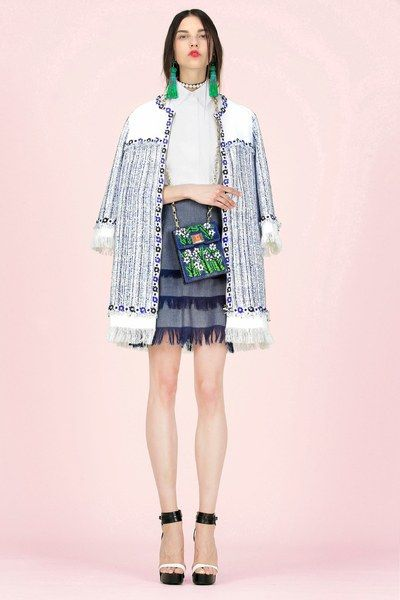 Andrew Gn Resort 2018 Fashion Show | Fashion show, Fashion, Lovely dresses