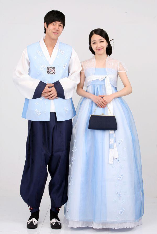 3e7b9fe48 Blue Hanbok   ... ,wedding hanbok,traditional korean dress,modern hanbok, hanbok for men