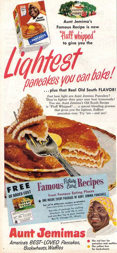 1952 ad for aunt jemima pancake mix vintage food ads various 1952 ad for aunt jemima pancake mix ccuart Images