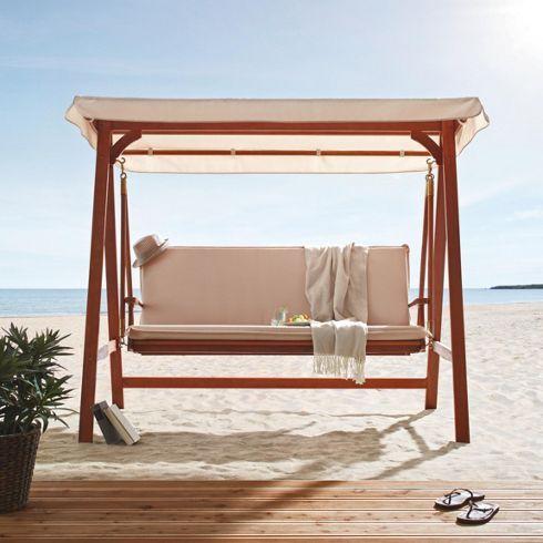 Hollywoodschaukel Acacia - Gartenmöbel - Produkte | Garten ... Hollywoodschaukel Garten Veranda